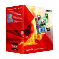 AMD APU A4 X2 3300